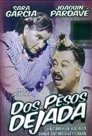 Dos pesos dejada Poster