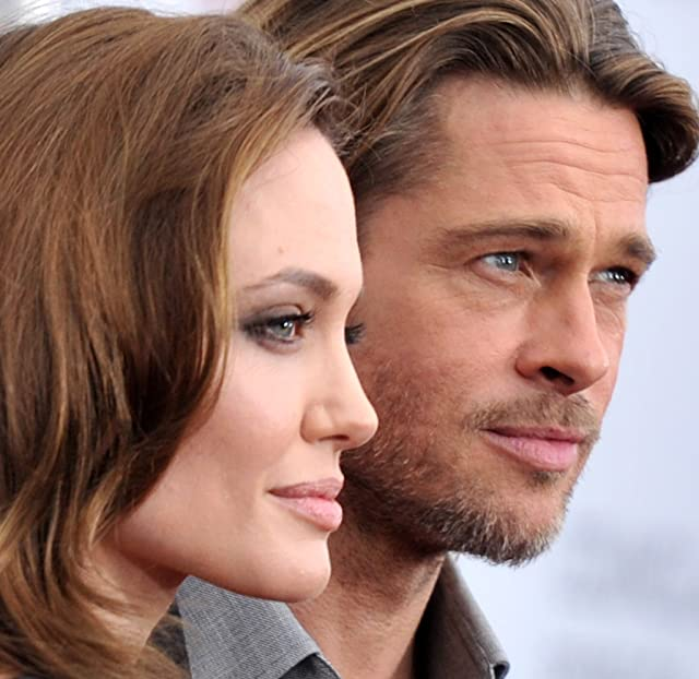 Brad Pitt and Angelina Jolie at In the Land of Blood and Honey (2011)