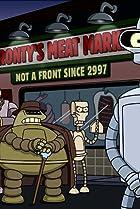 Image of Futurama: Bender Gets Made