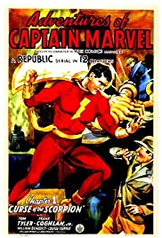 Adventures of Captain Marvel Poster