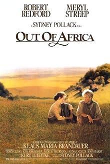 Poster Jenseits von Afrika