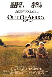 Out of Africa (English)
