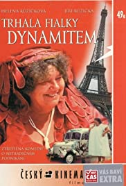Trhala fialky dynamitem(1992) Poster - Movie Forum, Cast, Reviews