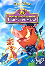 Around the World with Timon & Pumbaa (1996) Poster - Movie Forum, Cast, Reviews