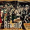 Robert Brown, Jack Hawkins, and Howard Lang in Ben-Hur (1959)