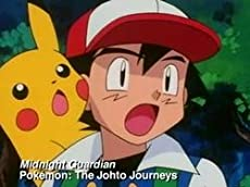 Pokemon: The Johto Journeys - Midnight Guardian