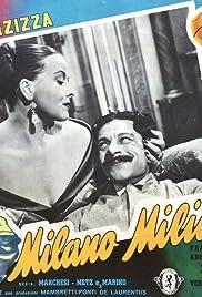 Milano miliardaria Poster