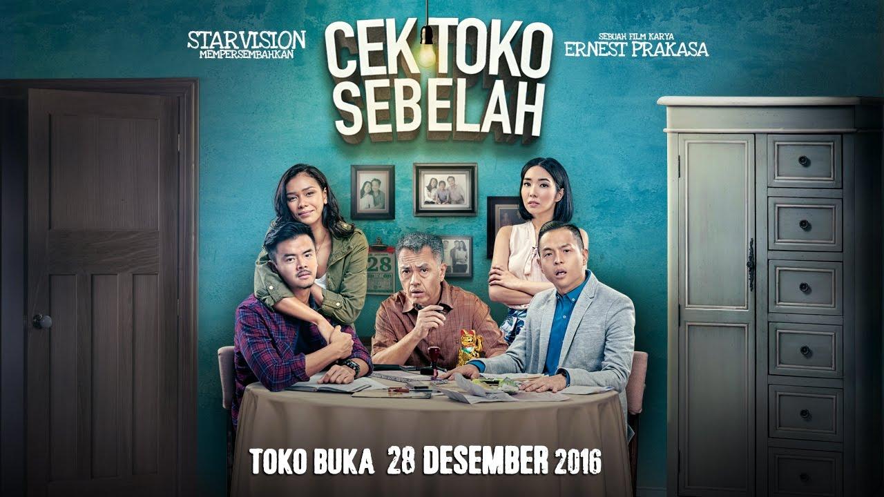 Cek Toko Sebelah (2016)