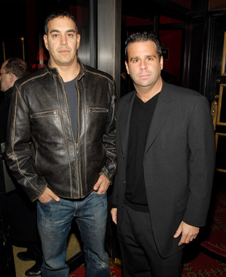 Randall Emmett and George Furla at an event for 16 Blocks (2006)