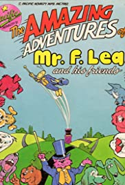 The Amazing Adventures of Mr. F. Lea Poster