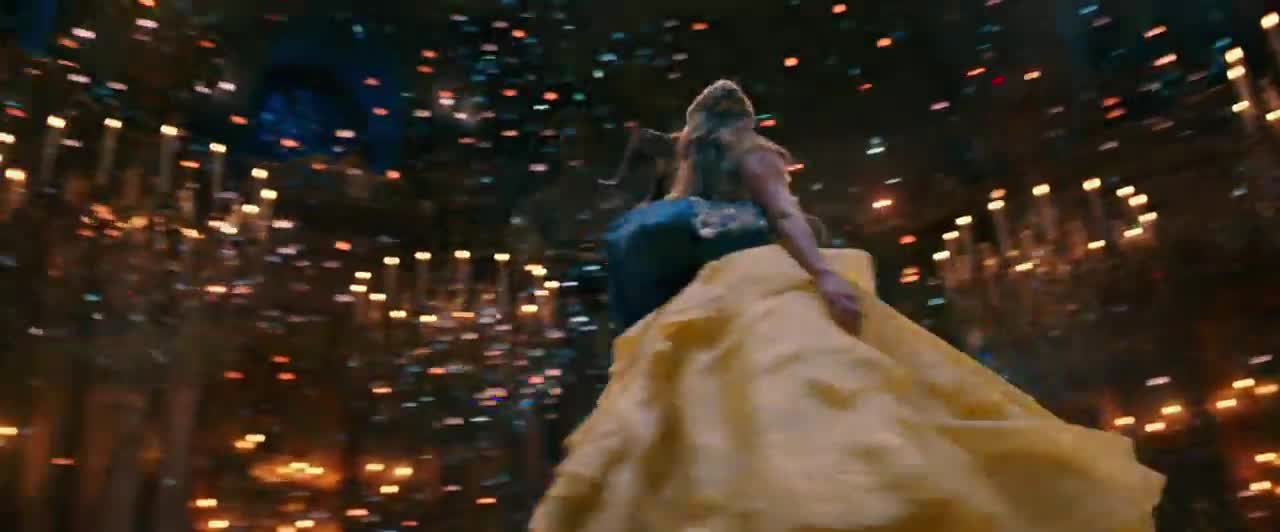 Beauty And The Beast Poster Trailer