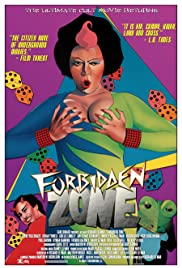 Forbidden Zone (1980) Poster - Movie Forum, Cast, Reviews