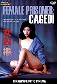 Female Prisoner: Cage Poster
