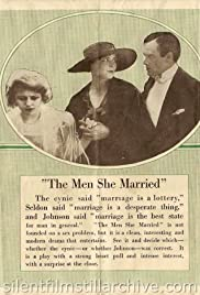 The Men She Married Poster