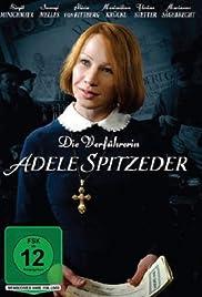 Die Verführerin Adele Spitzeder Poster