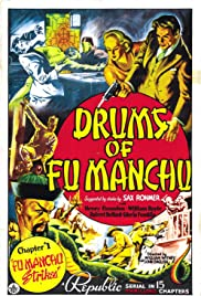 Drums of Fu Manchu(1940) Poster - Movie Forum, Cast, Reviews