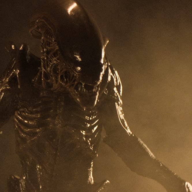 As the Alien in Alien Resurrection