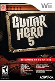 Guitar Hero 5 (2009) Poster - Movie Forum, Cast, Reviews
