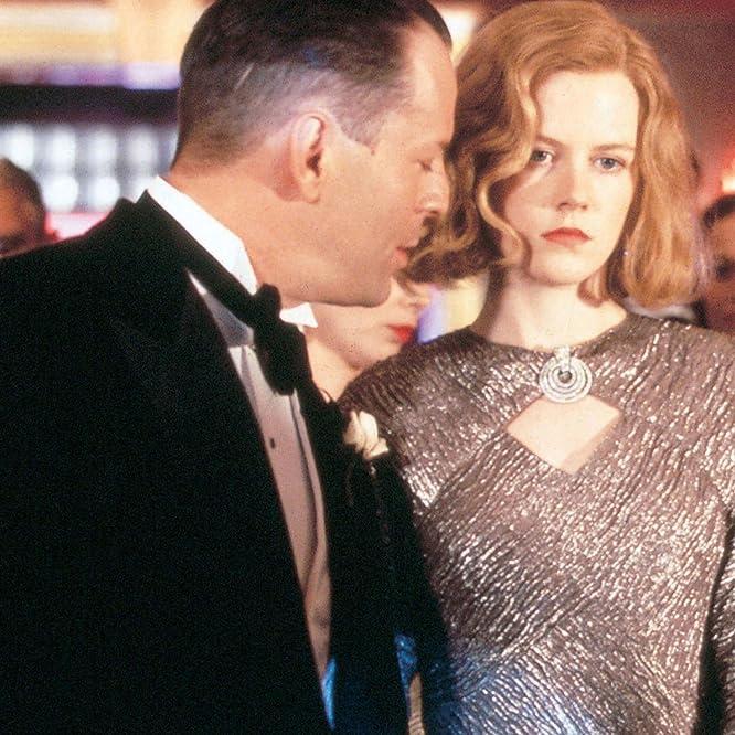 Nicole Kidman and Bruce Willis in Billy Bathgate (1991)