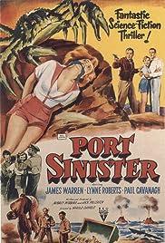 Port Sinister Poster