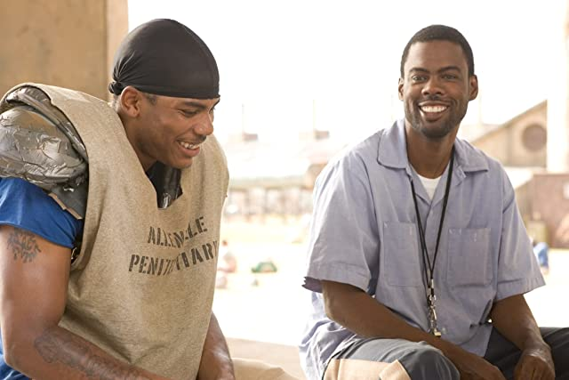 Chris Rock and Nelly in The Longest Yard (2005)