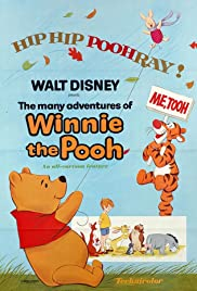 The Many Adventures of Winnie the Pooh (1977) Poster - Movie Forum, Cast, Reviews