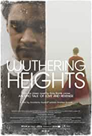 Wuthering Heights film poster