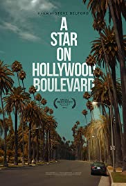 A Star on Hollywood Blvd Poster