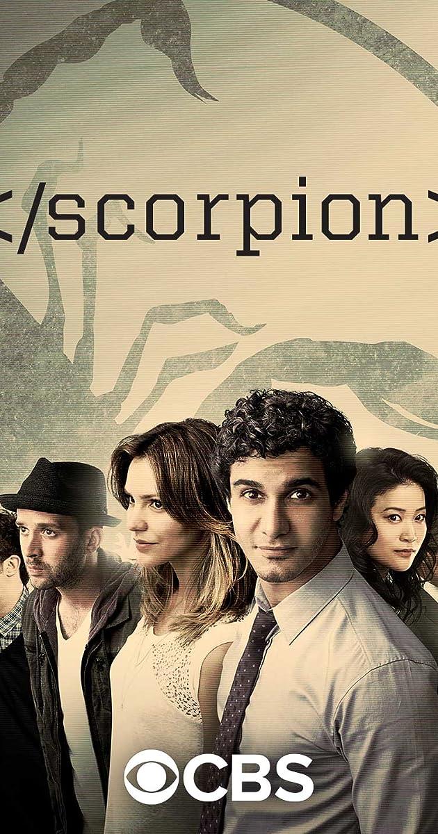 serie scorpion