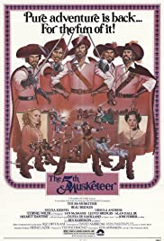 The Fifth Musketeer Poster