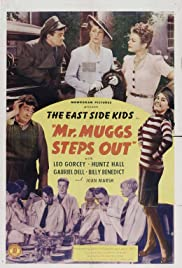 Mr. Muggs Steps Out (1943) Poster - Movie Forum, Cast, Reviews