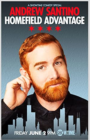Andrew Santino: Home Field Advantage (2017)