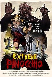 Extrême Pinocchio Poster