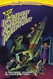 Andy Colby's Incredible Adventure Poster
