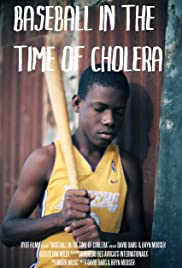 Baseball in the Time of Cholera Poster