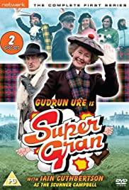 Supergran and the Missing Hissing Poster