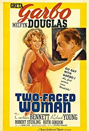 Two-Faced Woman (1941) Poster - Movie Forum, Cast, Reviews