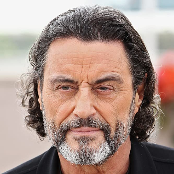 Ian McShane at an event for Pirates of the Caribbean: On Stranger Tides (2011)