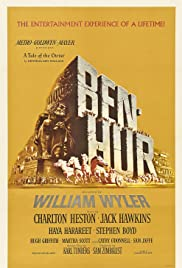 Ben-Hur (1959) Poster - Movie Forum, Cast, Reviews