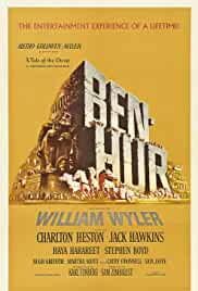 Ben-hur film poster