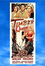 Timber Queen Poster