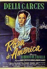 Rosa de América Poster