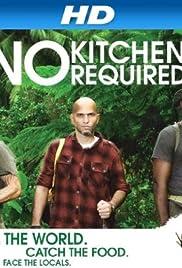 No Kitchen Required Poster