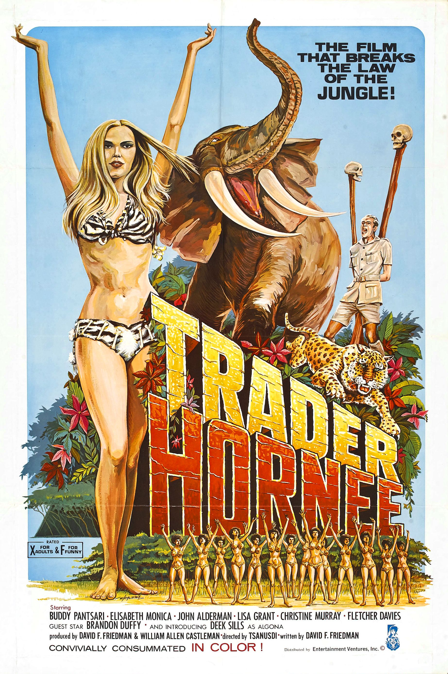 Trader Hornee Watch Full Movie Free Online