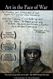 Art in the Face of War Poster