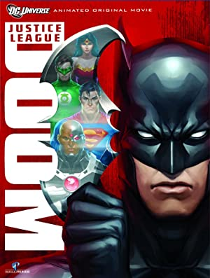 Justice League: Doom (2012) Download on Vidmate