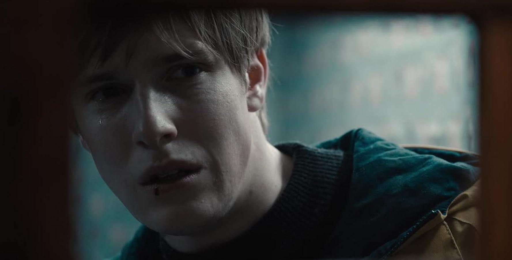 Louis Hofmann in de Duitse Netflix serie Dark