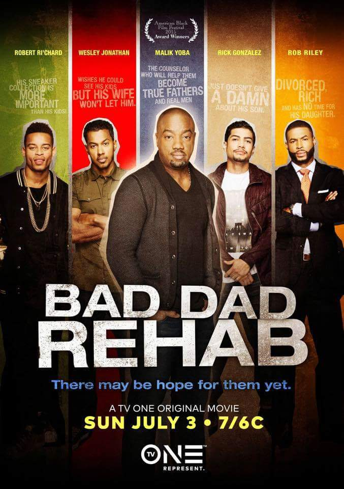 image Bad Dad Rehab (2016) (TV) Watch Full Movie Free Online