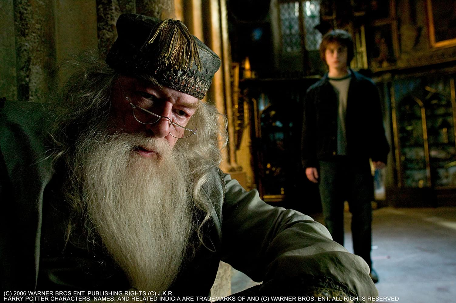 REVIEW: HARRY POTTER AND THE GOBLET OF FIRE | kevinfoyle