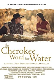 The Cherokee Word for Water Poster